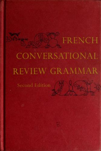 Download French conversational review grammar
