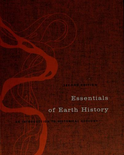 Download Essentials of earth history