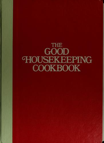 Download The Good housekeeping cookbook.