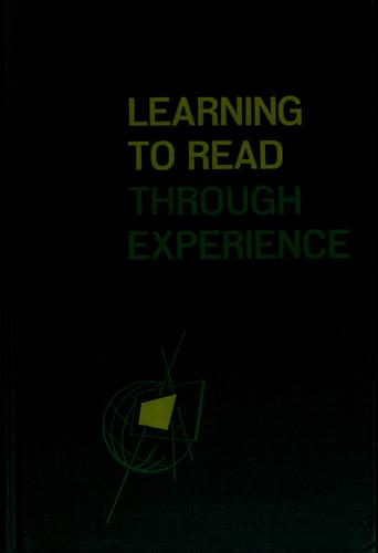 Learning to read through experience.