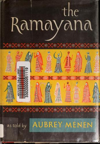 Download The Ramayana as told by Aubrey Menen.
