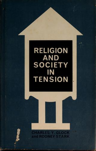 Religion and society in tension
