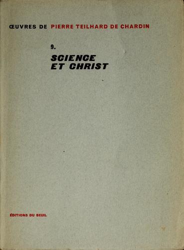 Science et Christ.