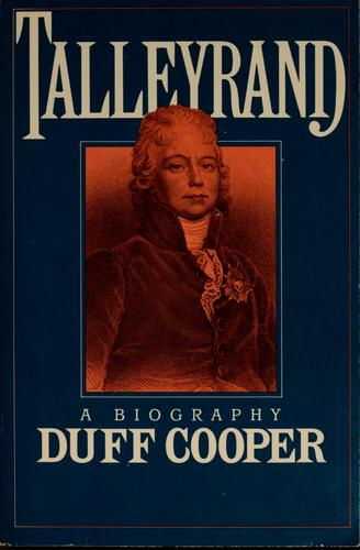 Download Talleyrand