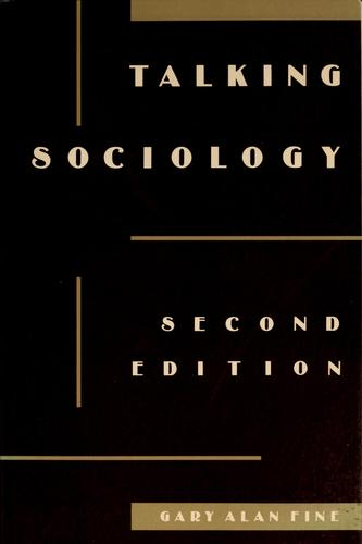 Download Talking sociology