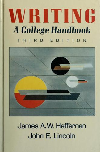Download Writing, a college handbook