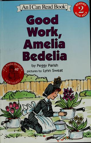 Download Good work, Amelia Bedelia