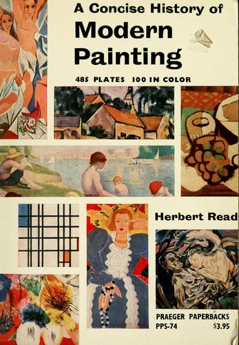 Download A concise history of modern painting.