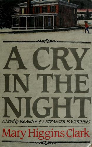 Download A cry in the night
