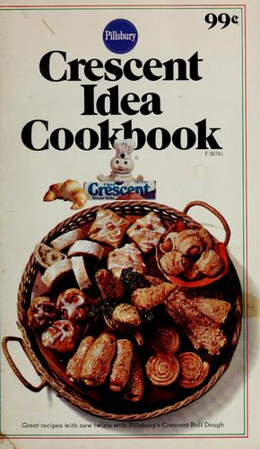 Crescent idea cookbook by