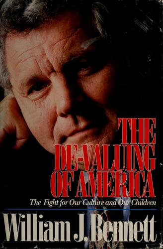 Download The devaluing of America