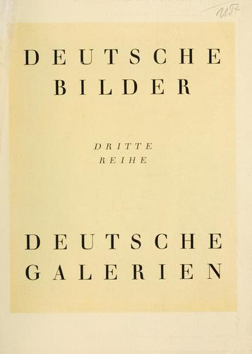 Deutsche Bilder.