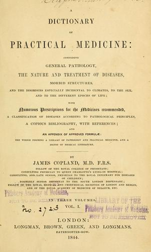 Download A dictionary of practical medicine