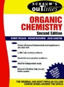 Download Schaum's outline of theory and problems of organic chemistry