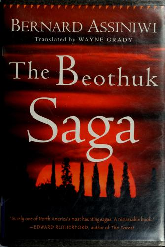 Download The Beothuk saga