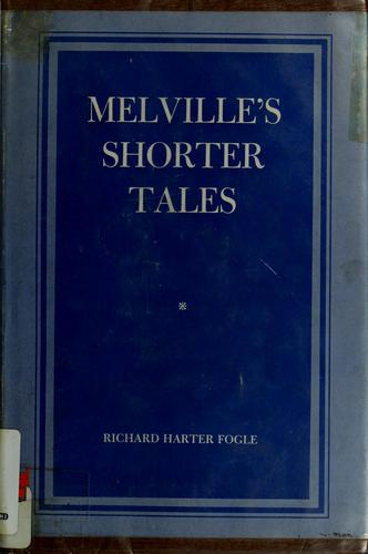 Download Melville's shorter tales.
