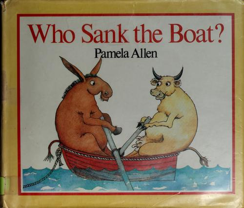 Download Who sank the boat?