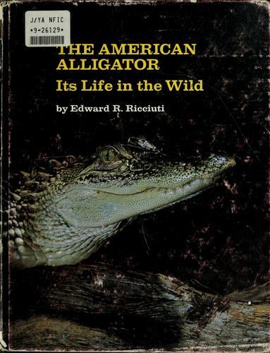 The American Alligator