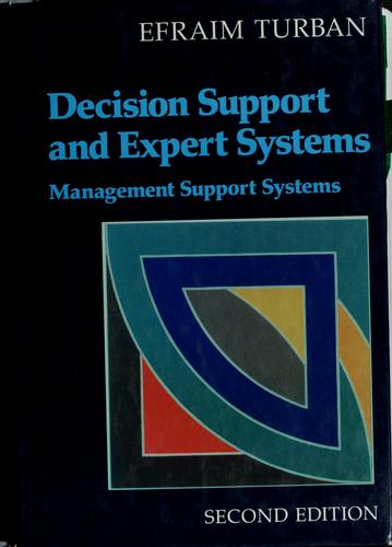 Download Decision support and expert systems