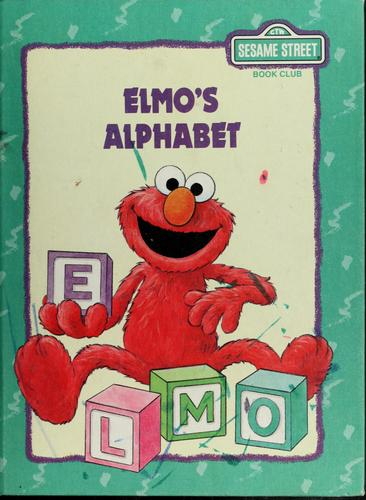 Elmo's alphabet by Michaela Muntean