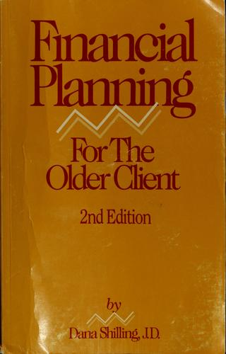 Financial planning for the older client