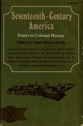 Download Seventeenth-century America