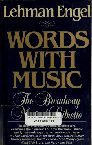 Words with music