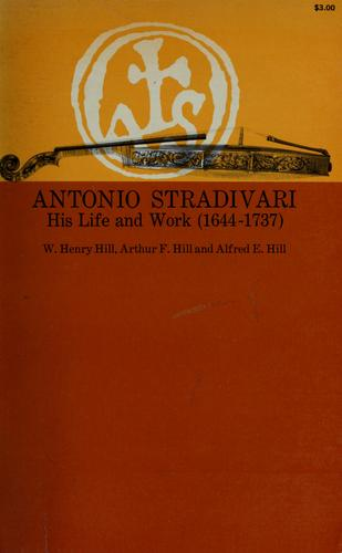 Download Antonio Stradivari