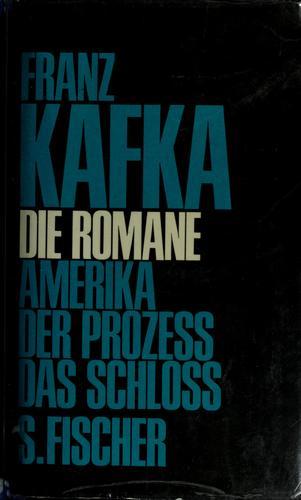 Die Romane: Amerika