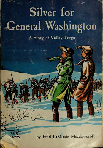 Silver for General Washington