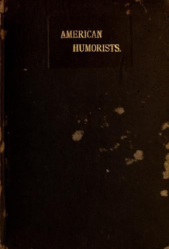 Download American humorists