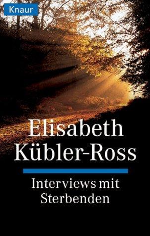 Interviews mit Sterbenden.