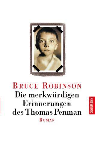 Die merkwürdigen Erinnerungen des Thomas Penman.
