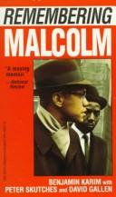 Remembering Malcolm