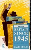 Download Britain since 1945