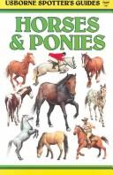 Download Spotter's guide to horses & ponies