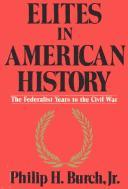 Download Elites in American history