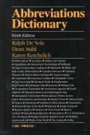 Download Abbreviations dictionary