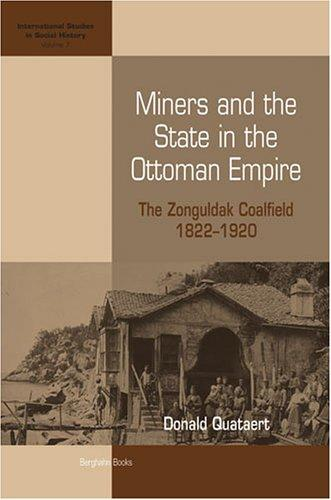 Download Miners and the state in the Ottoman Empire