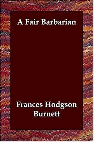Download A Fair Barbarian (Large Print)