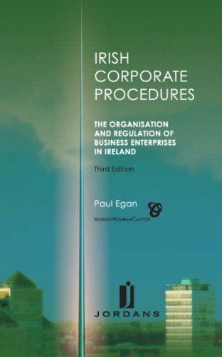 Irish Corporate Procedures