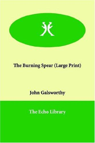 Download The Burning Spear (Large Print)