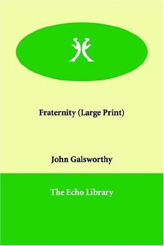 Download Fraternity (Large Print)