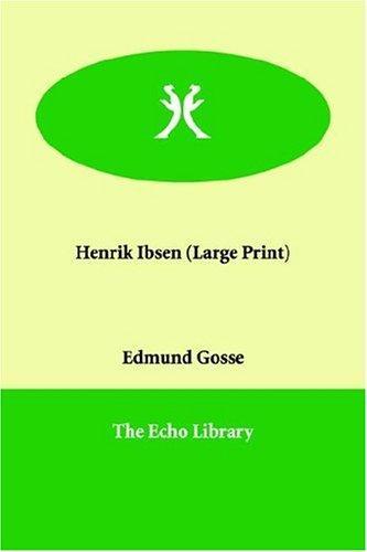 Download Henrik Ibsen (Large Print)