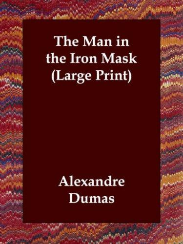 Download The Man in the Iron Mask (Large Print)