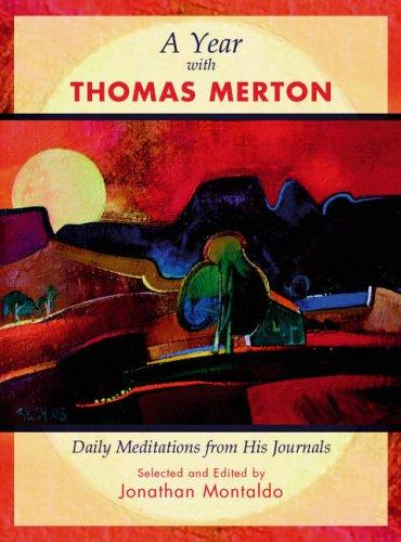 Download A Year with Thomas Merton