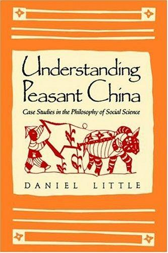 Download Understanding Peasant China