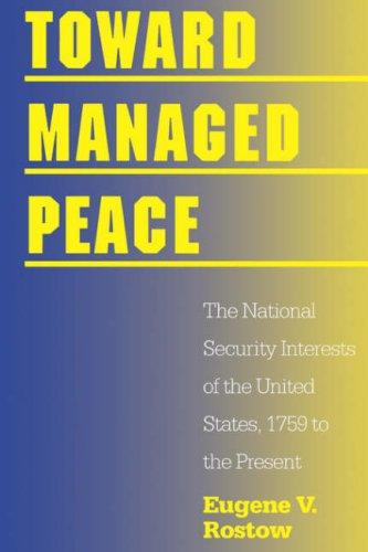 Download Toward Managed Peace