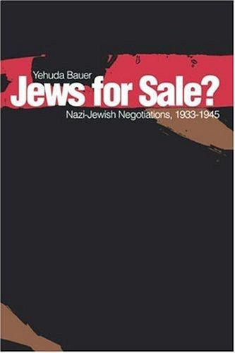 Jews for Sale?