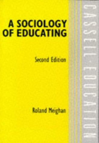 Download A Sociology of Educating